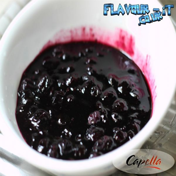 Capella Blueberry Jam Flavour Drops